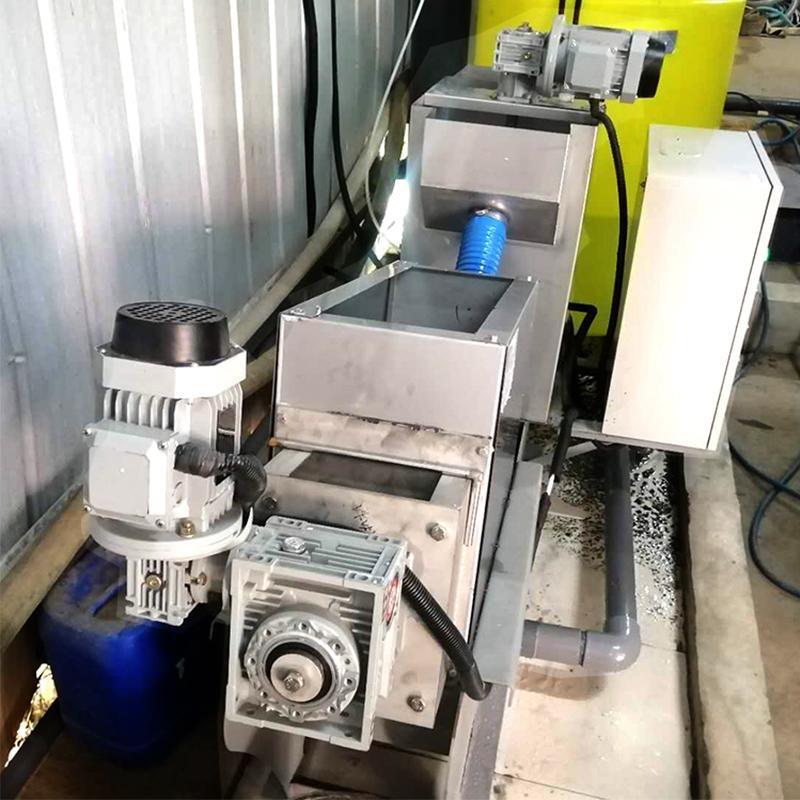 长期生产 河南叠螺污泥脱水机 131叠螺脱水机 山东叠螺机厂家
