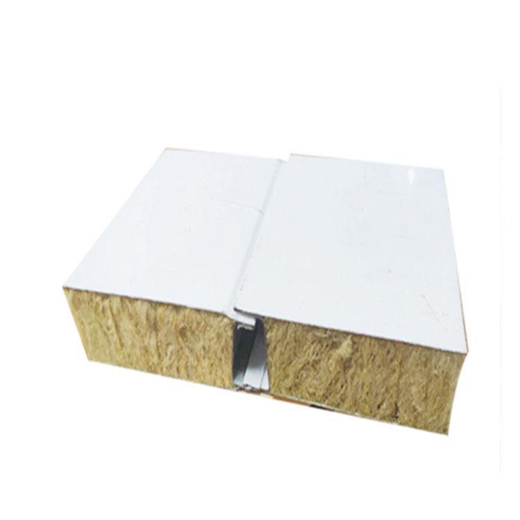 厂家供应 优质机制板 机制岩棉夹芯板 价格优惠 博泰 实验室装修