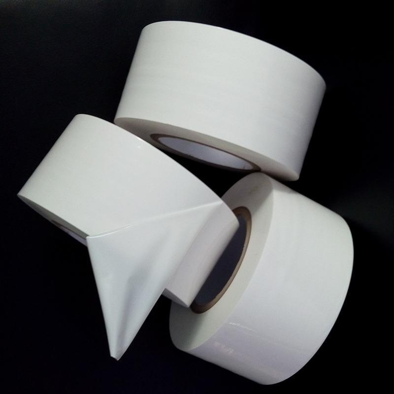 乳白色特高粘pe保护膜胶带-凯美迪