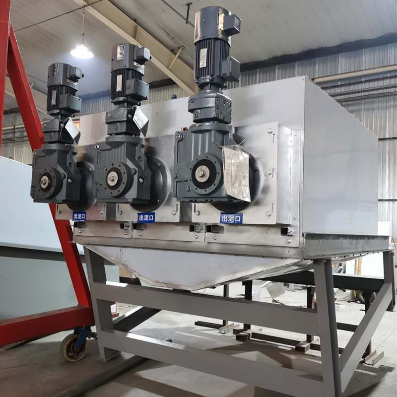 354型造纸厂节能叠螺式污泥脱水机 周晓畅河南厂家直销 叠螺机价格
