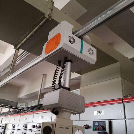 中科信同 车站轨道式监控摄像机 红外测温监控机器人 特种服务机器人