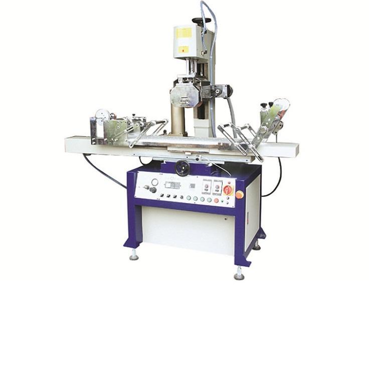 热转印机 骏晖机械 平圆两用胶辊式热转印机 烫金机厂家现货供