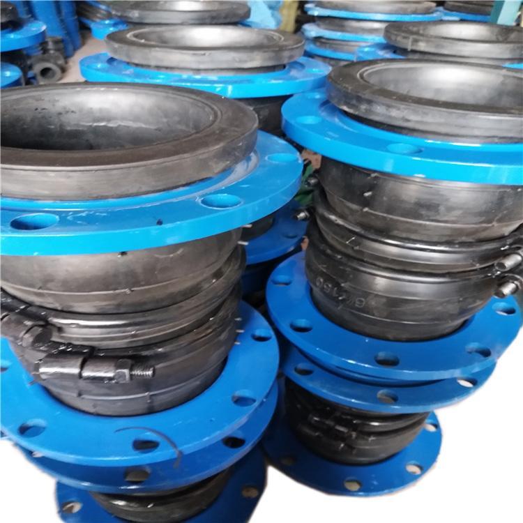 水泵橡胶软接头 橡胶接头 橡胶软接头 管道橡胶接头