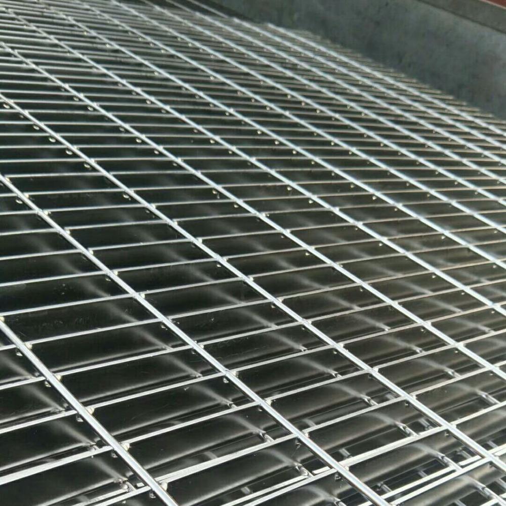 雄冠熱鍍鋅鋼格柵板熱鍍鋅鋼格柵板批發廠家直銷