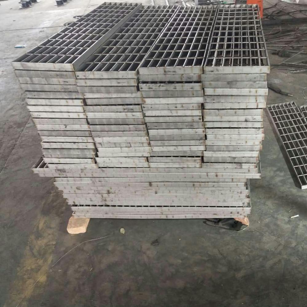 雄冠熱鍍鋅鋼格柵板批發重行鋼格柵板廠家直銷