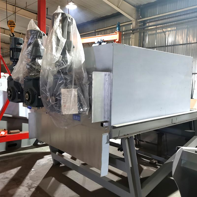 叠螺式污泥脱水机303 市政污水专用污泥脱水机 叠螺式过滤机