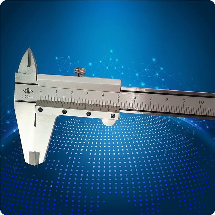 中健计量电子游标卡尺仪器校准检测