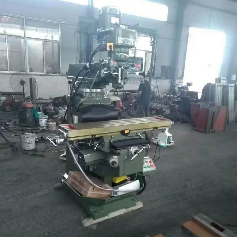 廠家供應炮塔銑床 4號5號炮塔銑床 質保三年價格優惠