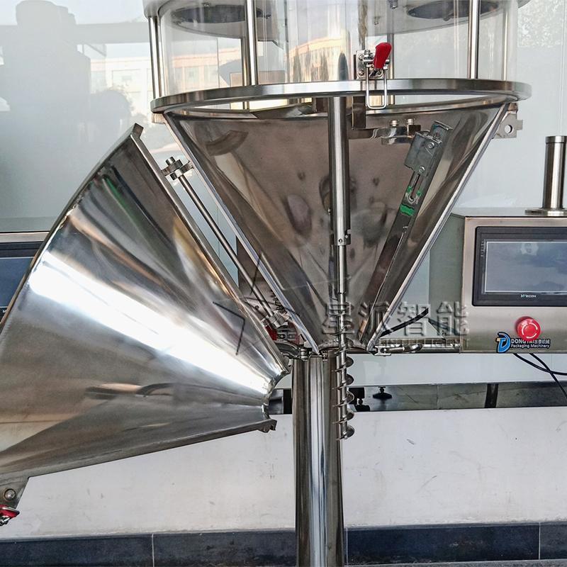 立式粉剂包装机价格 大型粉剂包装机厂家供应