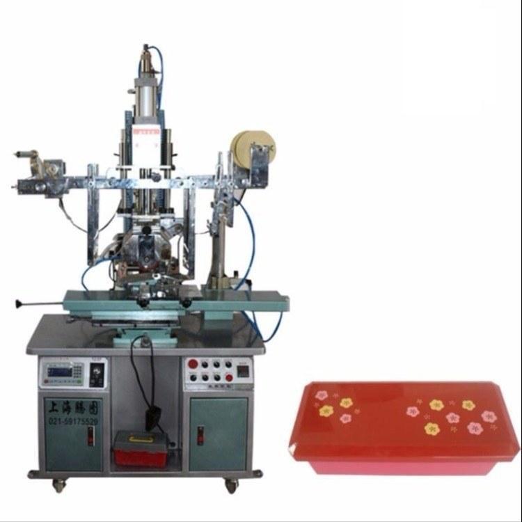 骏晖 380仿形热转印机 异形五金塑胶玻璃热转印设备