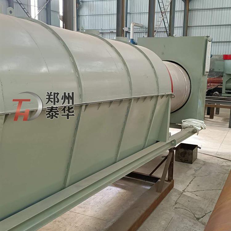郑州泰华重工 新型麻杆炭粉机秸秆炭粉机设备 环保无烟成本低