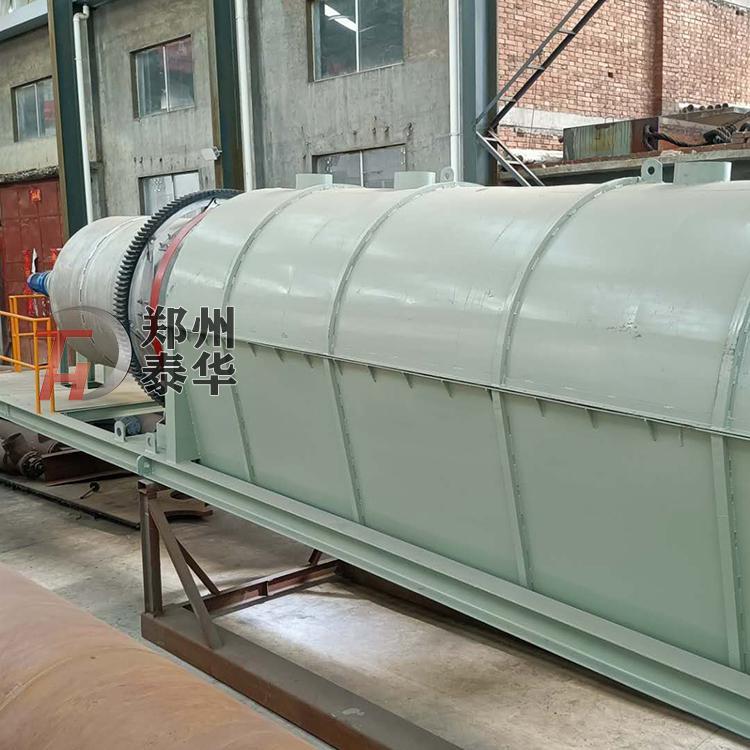 郑州泰华重工 竹炭炭粉机大型木屑炭粉机设备 以质为本高产