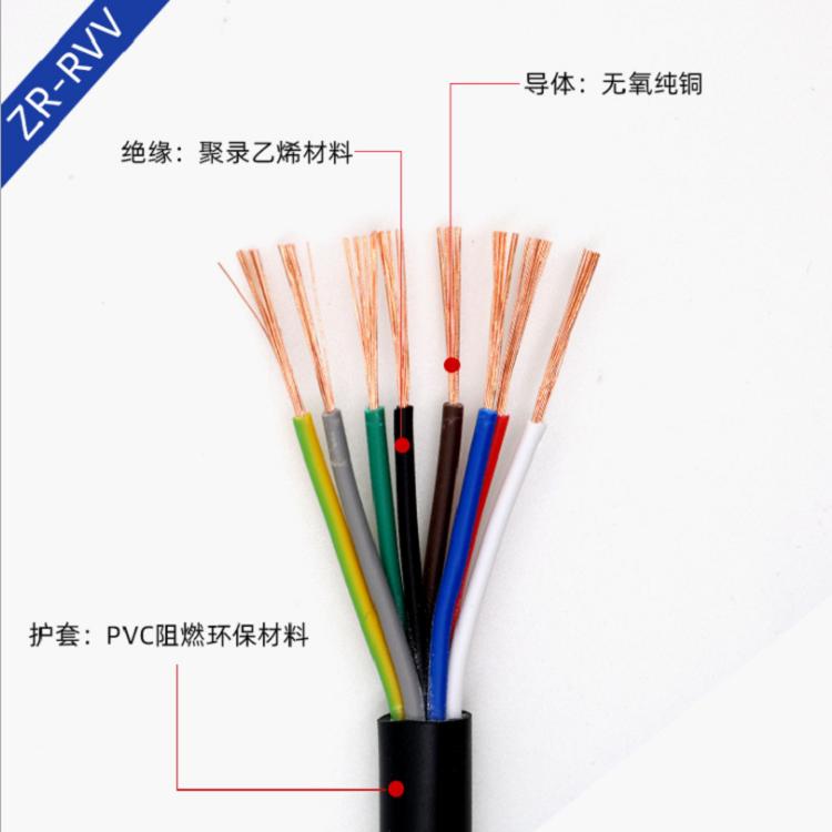 鑫联成电源线厂家 电源线型号规格