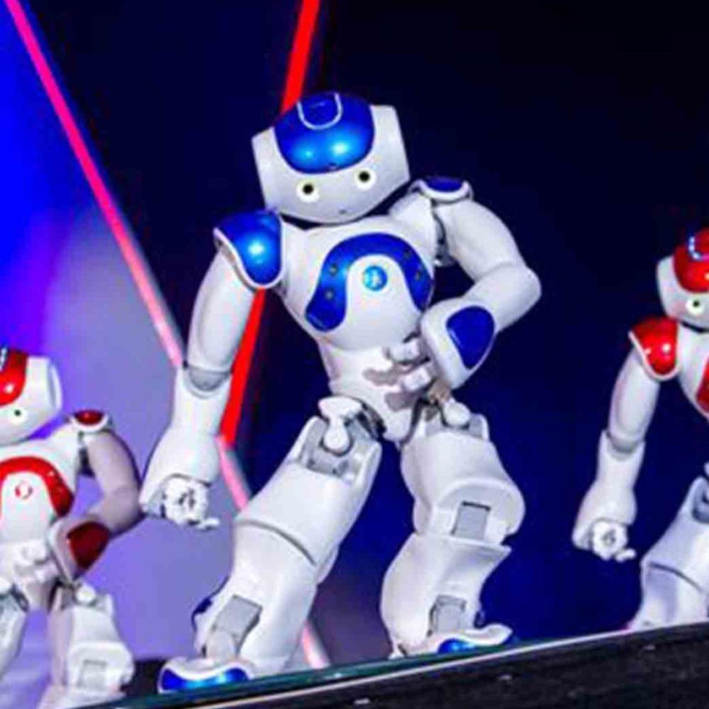 跳舞机器人出租舞蹈机器人商演人形机器人表演耍太极机器人租赁相声机器人