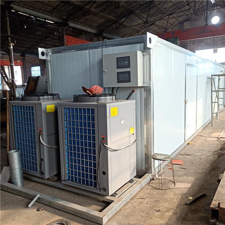 大型热风泵空气能烘干机 环保空气能烘干机 呈荣