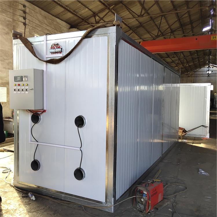 全自动空气能烘干机 新型空气能烘干机 呈荣