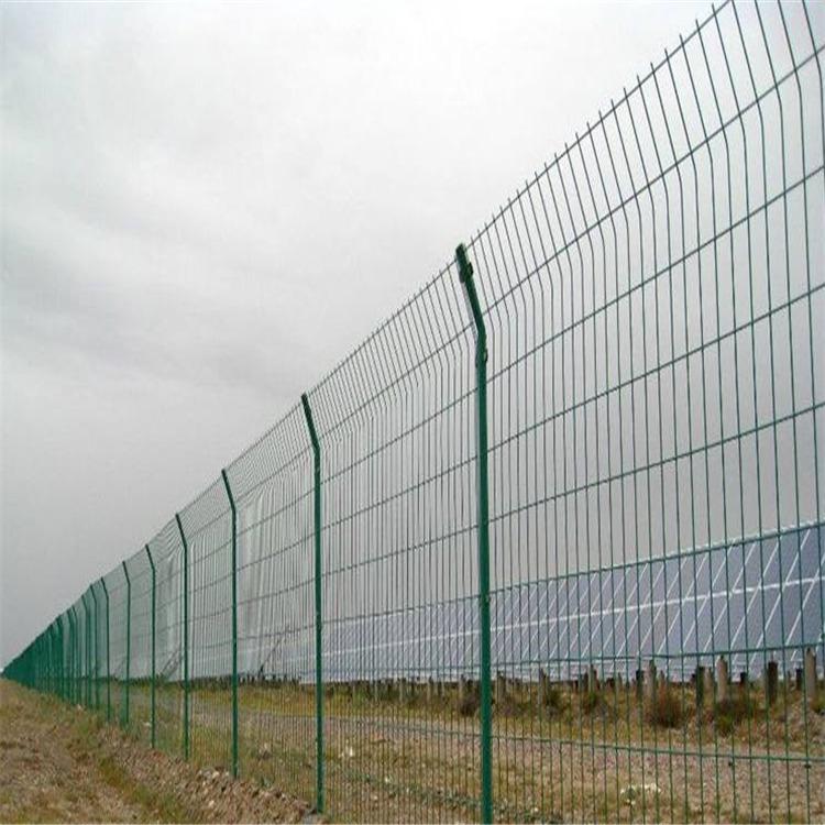 迅鹰防护网 绿色铁丝防护网 巴中市圈山绿色铁丝防护网