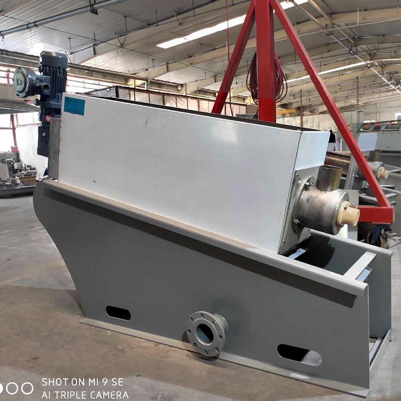 叠罗机厂家 全自动叠螺脱水机 304不锈钢碟螺机耐腐蚀