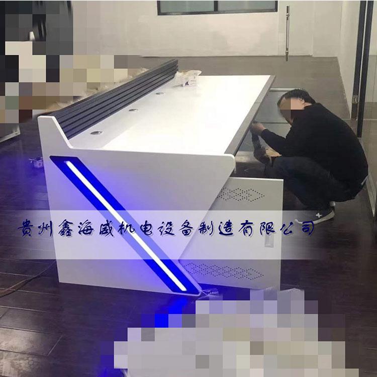 迪庆定做监控操作台 安防监控厂家 视频监控操作台价格