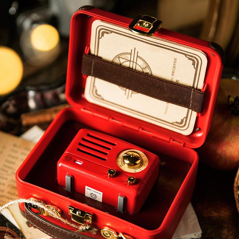 猫王·小王子OTRMINI便携式蓝牙音箱 商务礼品定制 企业商务礼品定制 迅领礼品