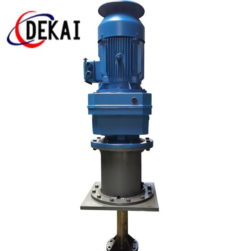 德凱攪拌器DK不銹鋼污水處理攪拌設備