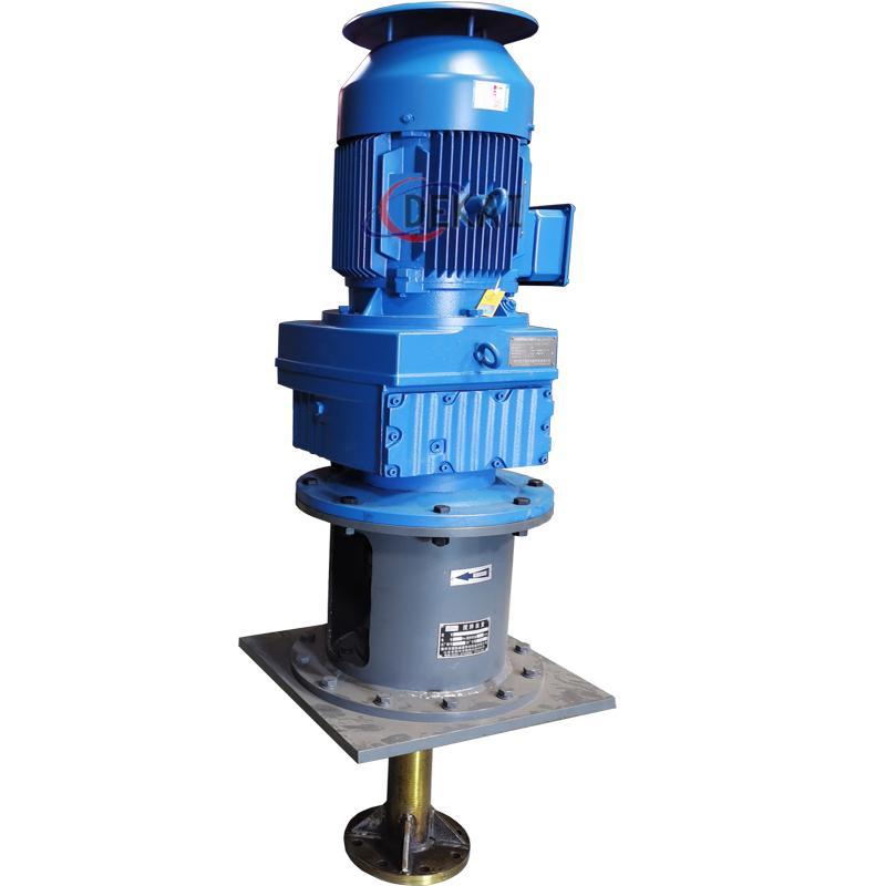 德凱攪拌器碳鋼襯膠電廠攪拌器