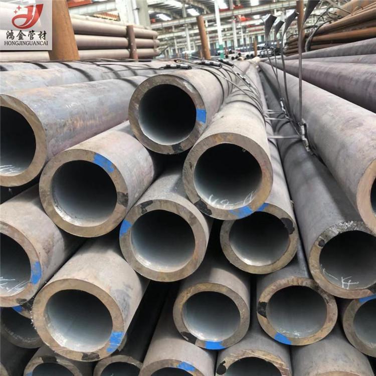 寶鋼1Cr5Mo耐熱鋼管 厚壁合金管 1cr5mo石油裂化管現貨價格 鴻金