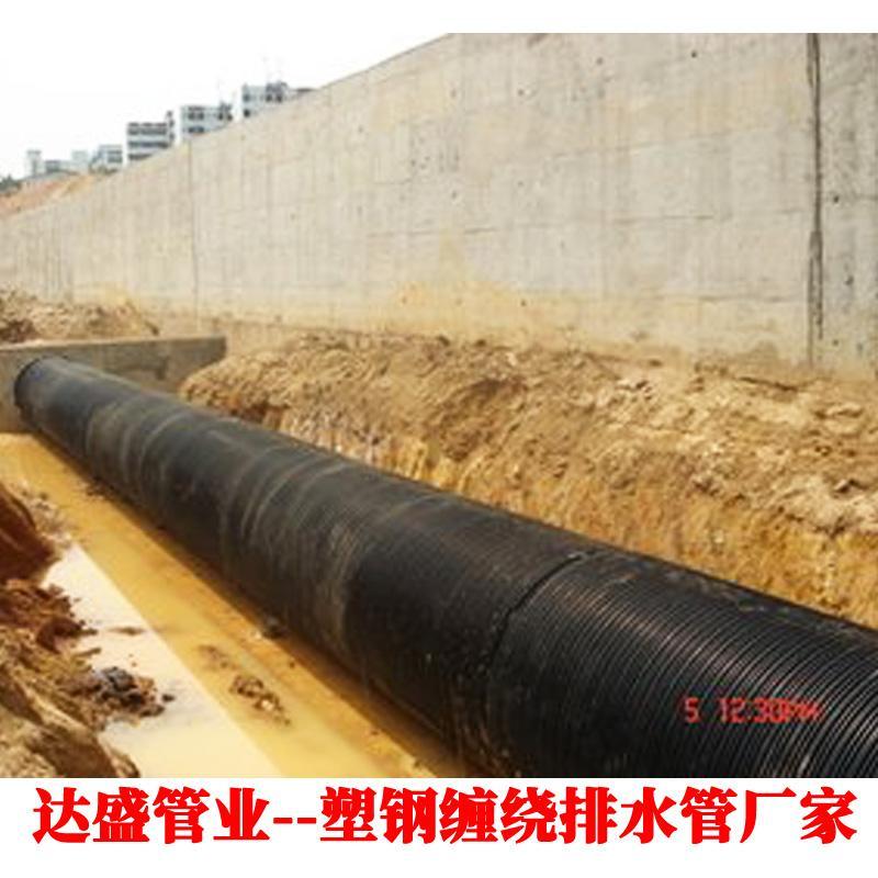 HDPE排污管 山东HDPE排污管 HDPE排污管厂家 HDPE排污管价格 河北HDPE排水管