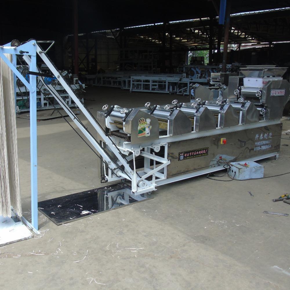开泰机械挂面机商用大型7-350型时产千斤面条流水线