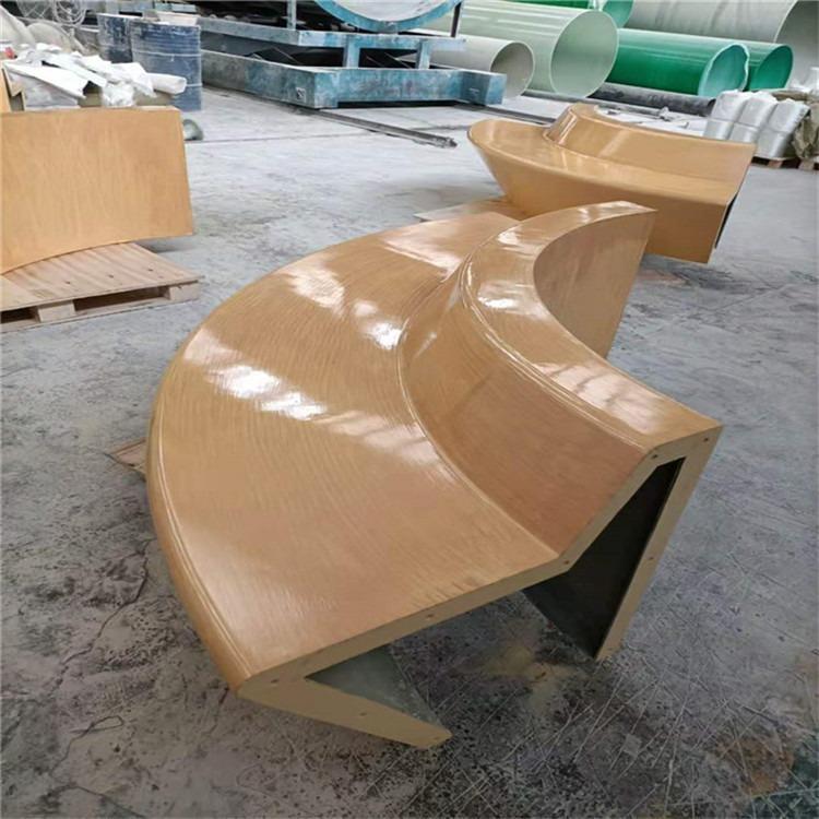 曼吉科厂家直供 坐凳玻璃钢厂家 坐凳 围树坐凳