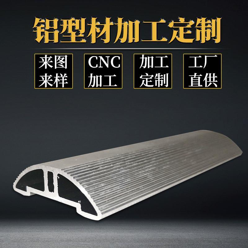 工业铝材散热器 LED灯外壳散热器 齐扬品质保证