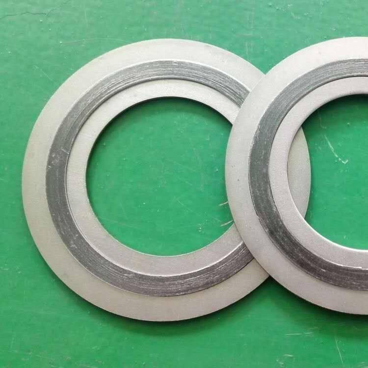 金属不锈钢内环缠绕垫 金属石墨缠绕垫片 现货销售 涂鑫