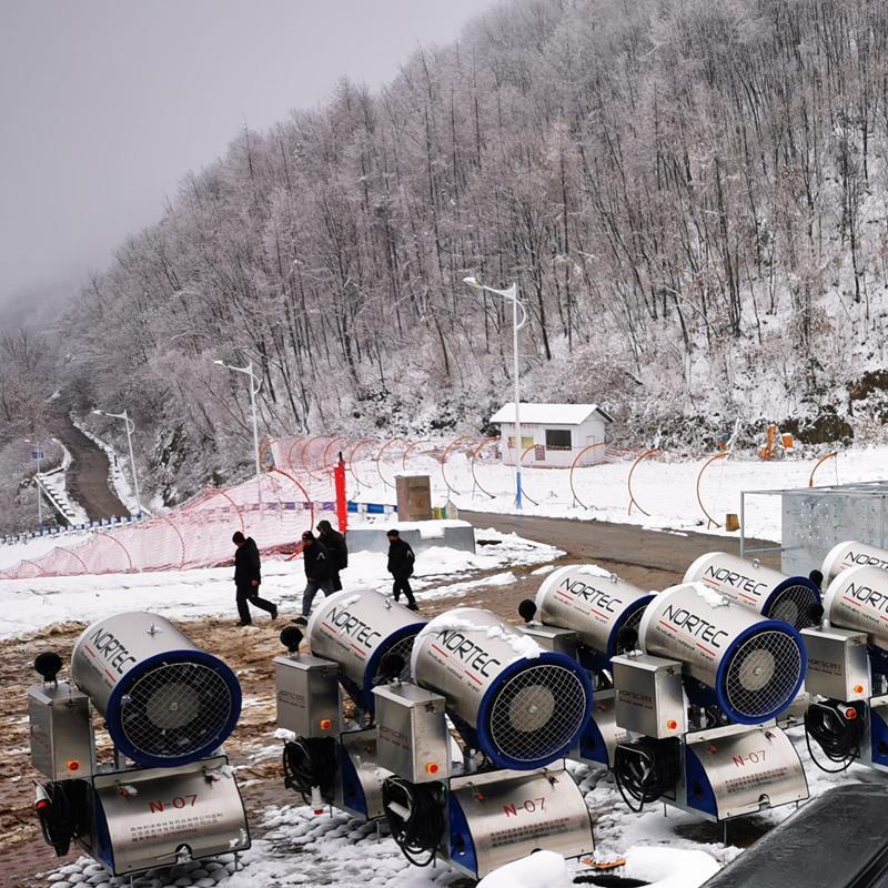 影视拍摄用造雪机 NORTEC造雪机工厂租赁