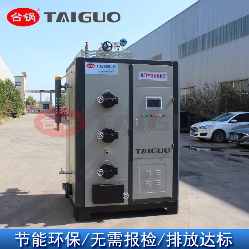 智能电蒸汽发生器 无烟蒸汽发生器 台锅直供智能生物质颗粒蒸汽发生器