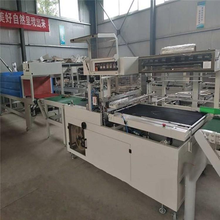 富坤生产 全自动收缩机 包装收缩机 厂家