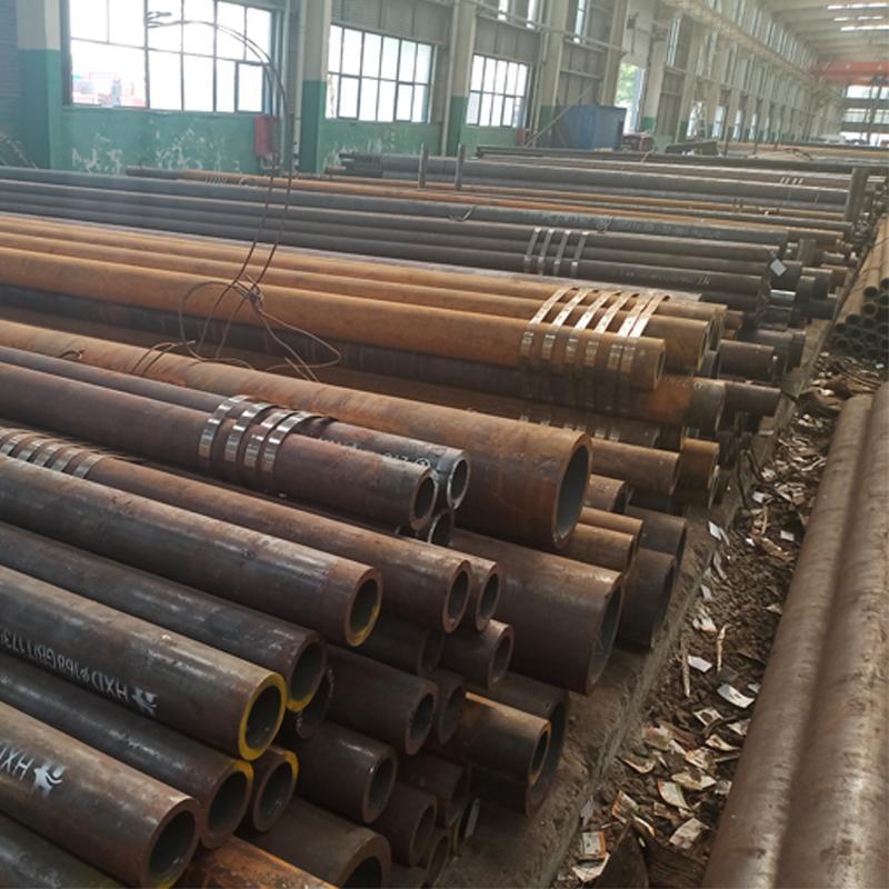 鸿金定做大口径轴承钢管 美标渗碳轴承钢管 gcr15精轧钢管