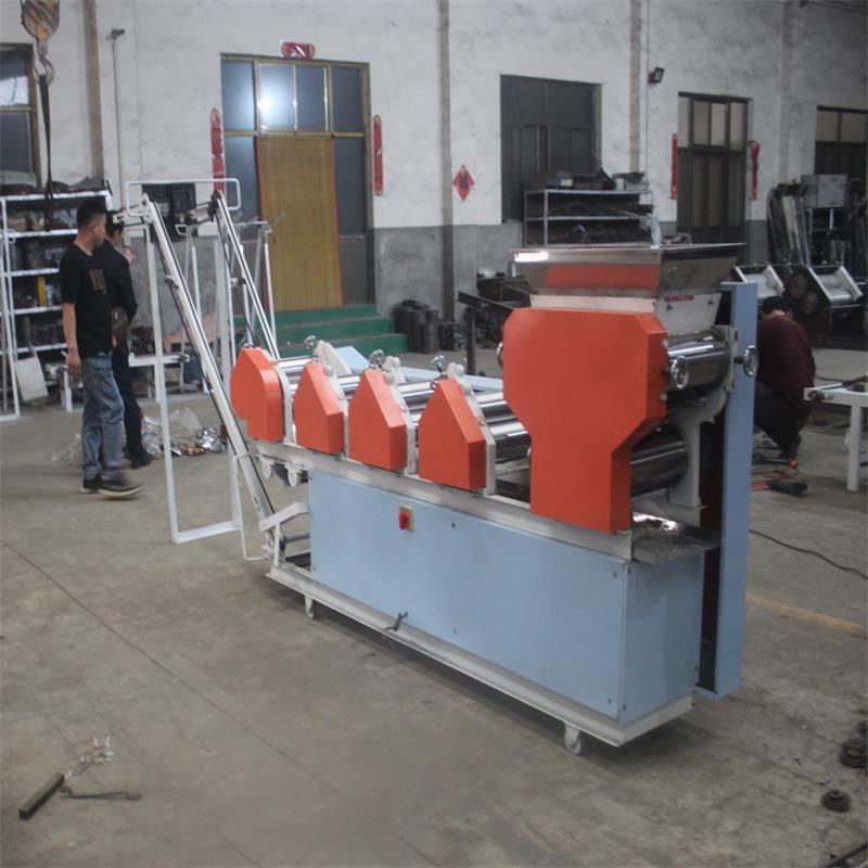 华军机械 现货直销蔬菜面条机 多功能挂面机 小型面条机