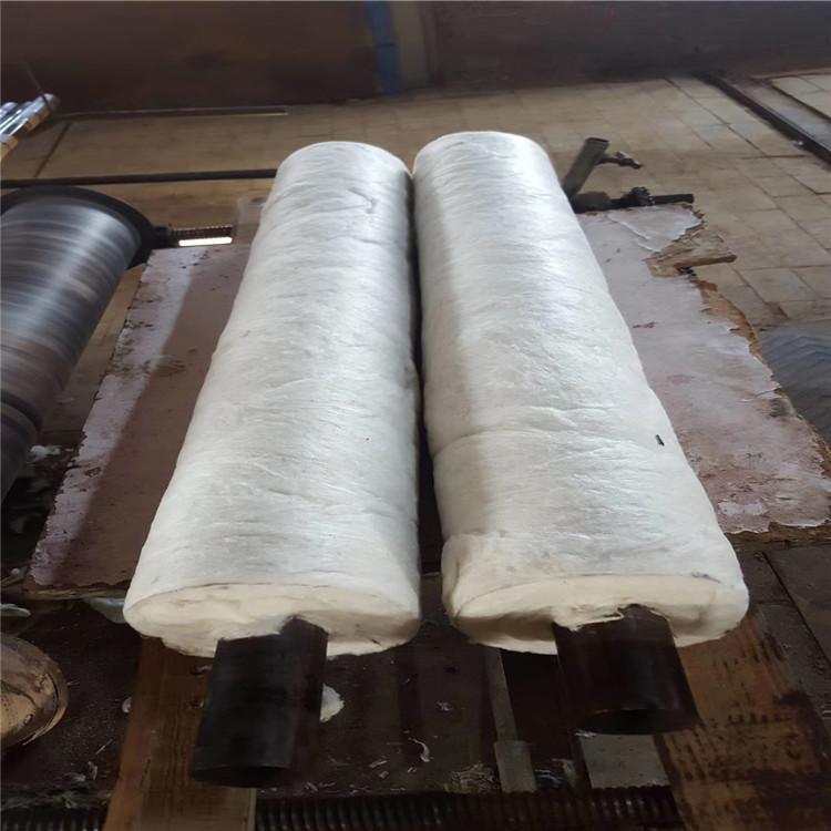 华新 适用于建筑防火保温材料 硅酸铝管
