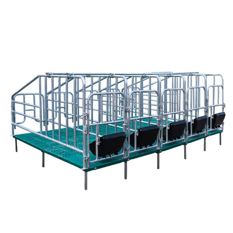 宏栋畜牧 2.2m*3.6*0.9m 养殖设备 生产猪用分娩床 猪用产子床 复合母猪产床 厂家服务周到