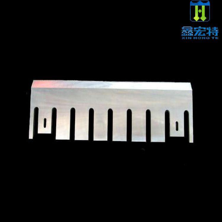 宏特 木材削片机刀片 盘式削片机刀定制 品种齐全 快速发货