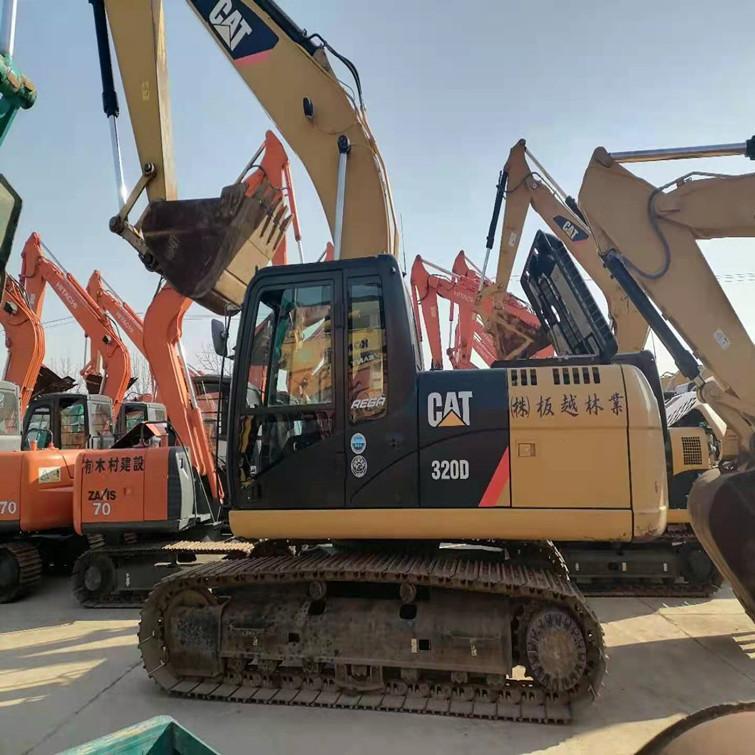 卡特336进口二手挖机低价出售二手挖机专业维修保养