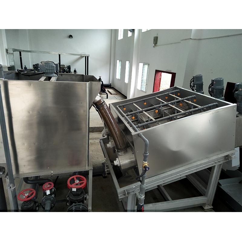 化工厂叠螺式压滤机 周晓畅403型全自动叠螺式污泥脱水机厂家直销