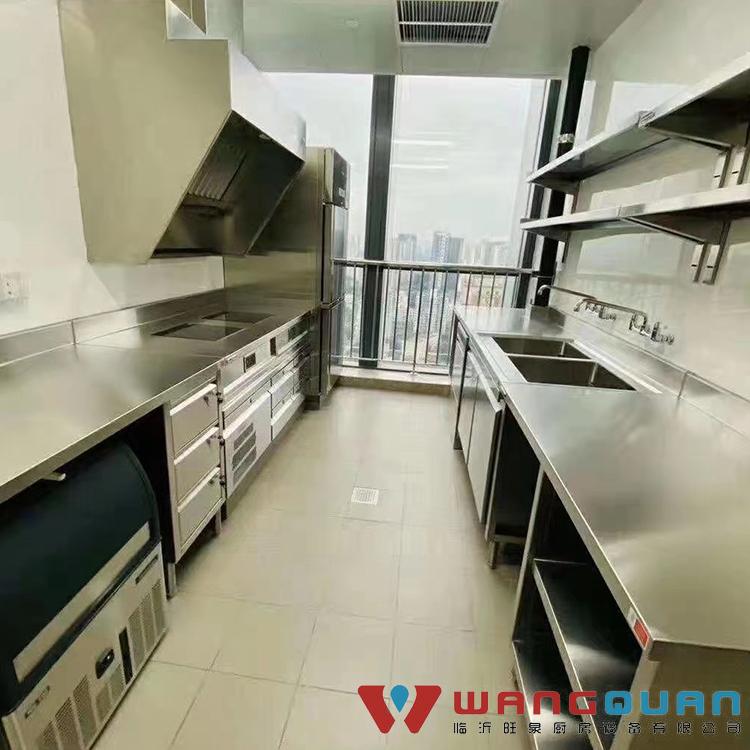 商业厨房设备 旺泉商业厨房设备价格