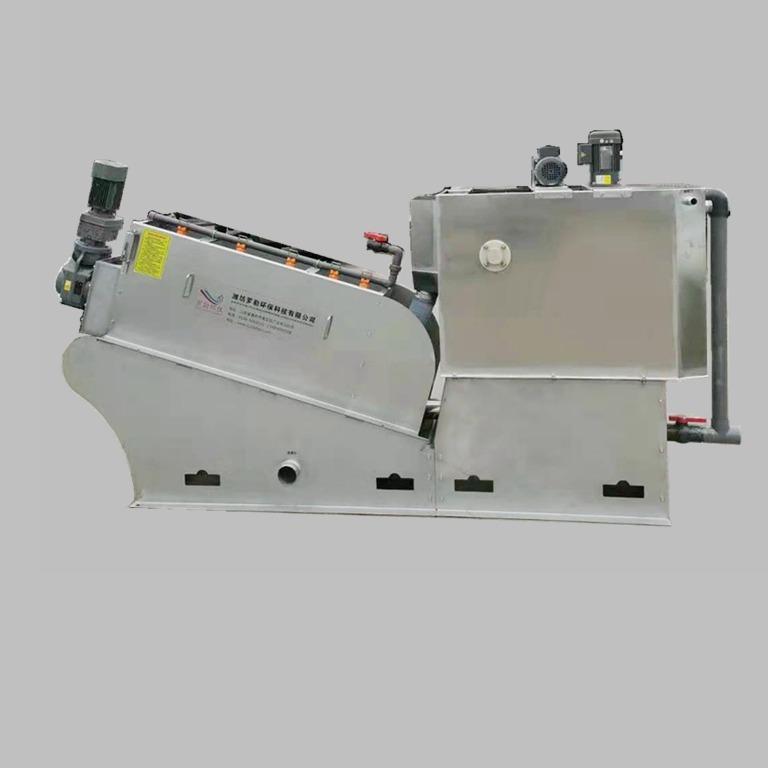 罗勒环保 加工、安装、定制 叠螺机 叠螺污泥脱水机 污泥压滤机