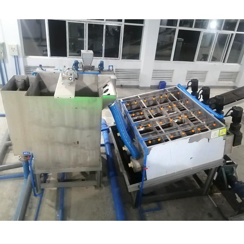 叠螺压泥机404 污泥处理设备 不锈钢叠螺脱水机 山东厂家生产叠螺机