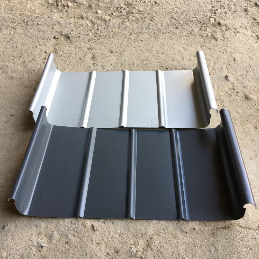 南昌多亚 屋面 咖啡色 铝镁锰合金板 厂房改造 南昌多亚