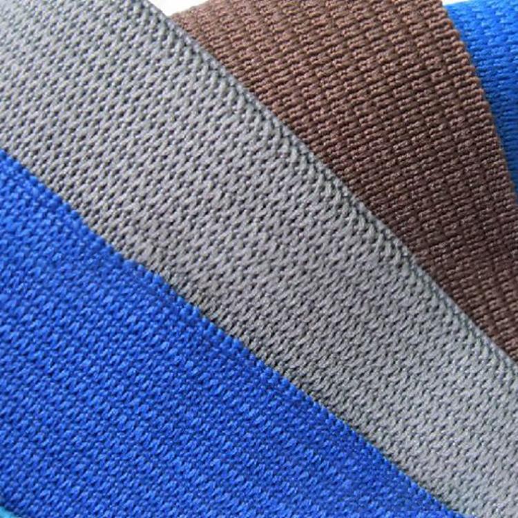 威新 彩色针织松紧带 欧标厚松紧带
