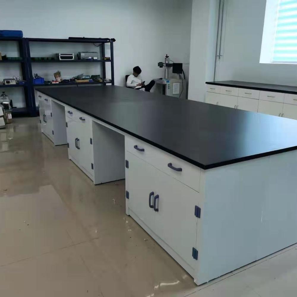 华誉实验室操作台各种实验室桌子定制选购实验室家具选华誉家具厂