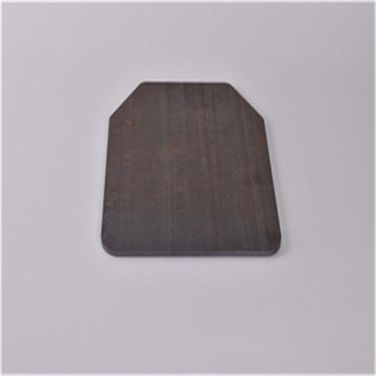 防弹胸插板-防护防弹胸插钢板订制-5级陶瓷防弹胸插板现货鑫朋宇