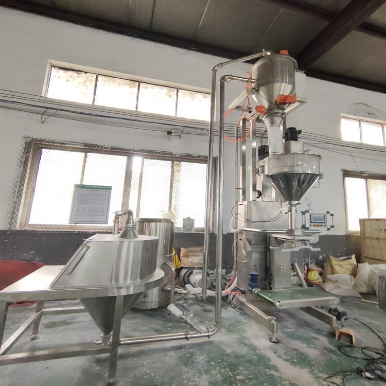 不锈钢粉剂包装机 尼尔机械各种包装设备优质制造商